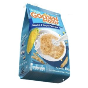Breakfast cereal Golden Morn With Soya Maize Cereal